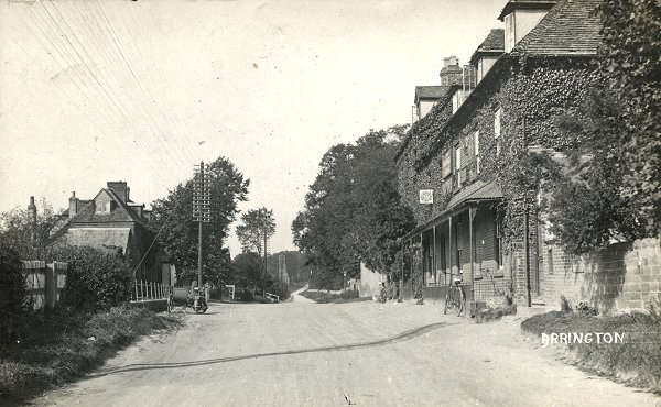 The Hardwicke Arms, c1920