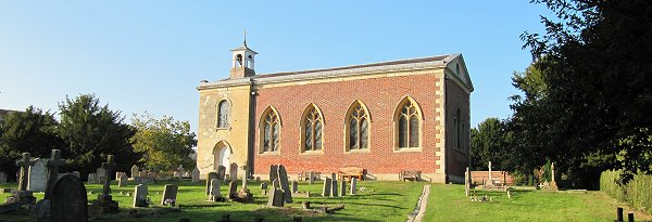 St Andrew's Parish Church, Wimpole