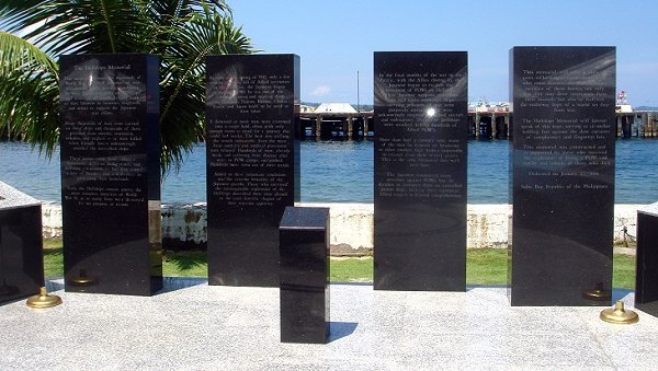 The 'Hellships' Memorial at Olongapo