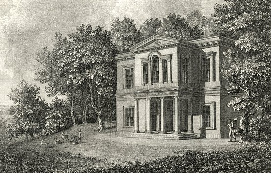 Hill House, Wimpole 1781