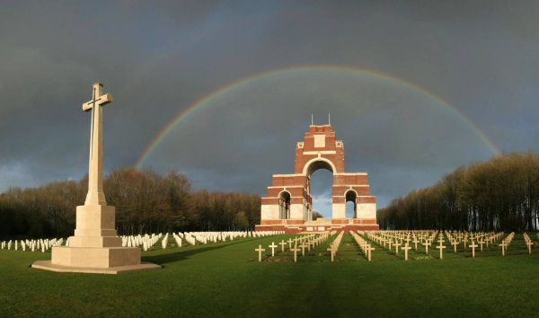 Thiepval Memorial, Picardy, France
