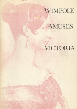 Wimpole Amuses Victoria - Inside Front Cover and Page i