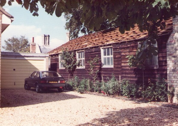 Old Wimpole Village Hall c1978